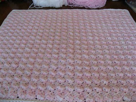 Simple Crochet Baby Blanket Patterns by Easy Crochet Baby Blanket Flickr Photo