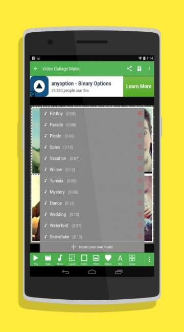 layout android app free download androidfry video collage maker android app free download androidfry