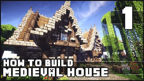 how to make a house a home minecraft how to build house part 1