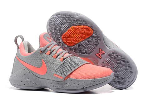 Sepatu Murah Nike Zoom Boost Pink Made 2017 nike zoom pg 1 grey pink cheap for sale nike air 2017