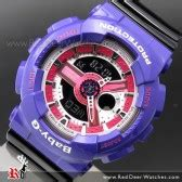 Baby G Model Ba 110 Rubber Jpg buy casio g shock gravity defier compass thermometer