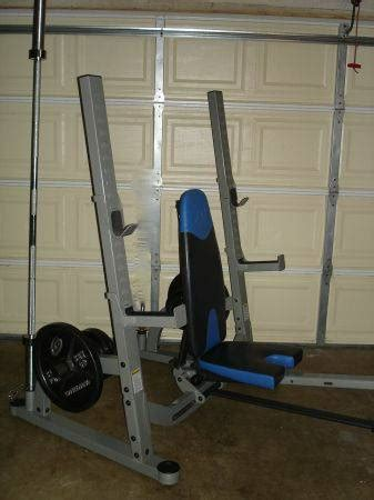 nordictrack e6900 competition series weight bench nautilus workout bench sport fatare