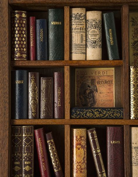 libreria musica regalo unico da venezia libreria musica in miniatura