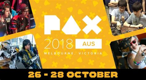 new year melbourne 2018 dates pax australia confirms october 2018 show dates the iris