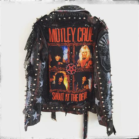 Moutley Jacket motley cr 252 e jacket from chad cherry clothing studded