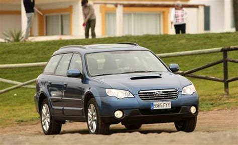 subaru outback diesel car and driver