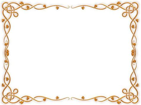 Golden Wedding Anniversary Border by Free Stock Photos Rgbstock Free Stock Images Golden