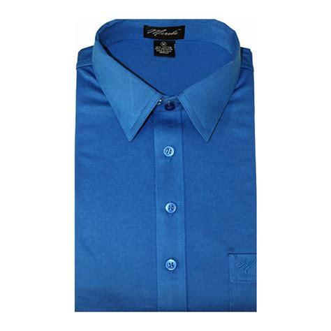 Collar Shirt s merola sleeve knit collared shirt royal