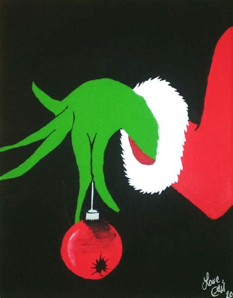 paint nite grinch 170 curated ideas by libby127852
