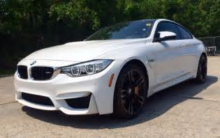 2015 2016 bmw m4 coupe exhaust start up test drive and