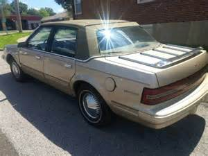 Buick Century For Sale 1994 Buick Century Chagne Great Condition For Sale
