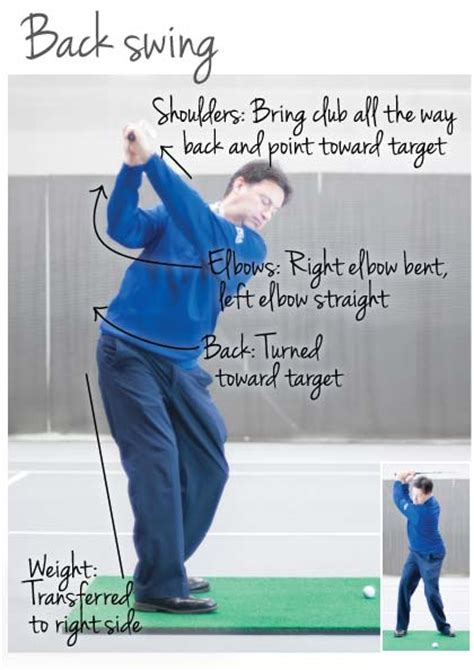golf swing basics make your golf swing healthy and better than par