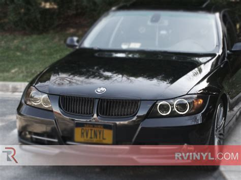 bmw headlights 3 series rtint 174 bmw 3 series sedan wagon 2006 2011 headlight tint