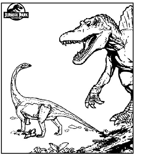Jurassic Park Coloring Pages Coloringpagesabc Com Jurassic Park Coloring Pages