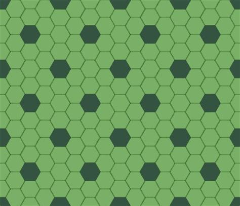 seamless hexagon pattern green hexagon tile seamless background pattern background