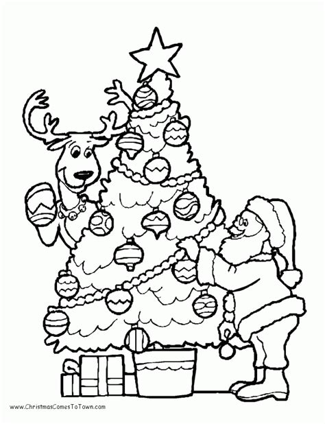 free christmas coloring pages to download print free christmas colouring pages to print 2013