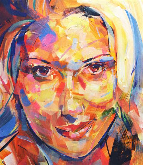 johansson acrylic portrait painting studioseven gallery