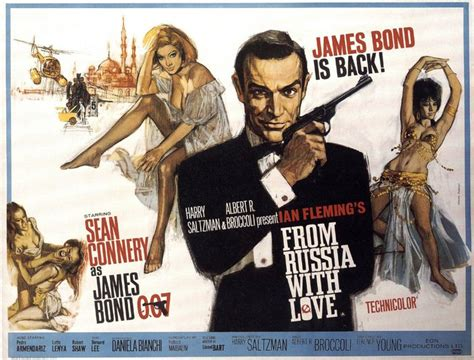 film james bond film james bond list of all james bond movies