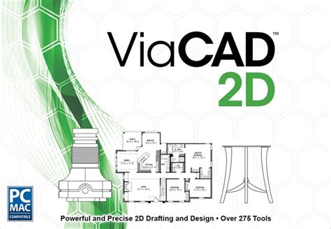 easy 2d architectural design software file extension v2d viacad 2d drawing file