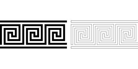 versace pattern png kostenlose vektorgrafik griechisch m 228 ander antike