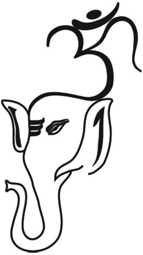 ॐ ಗಣೇಶ om ganesha artwork   ॐ ganesha artwork created by