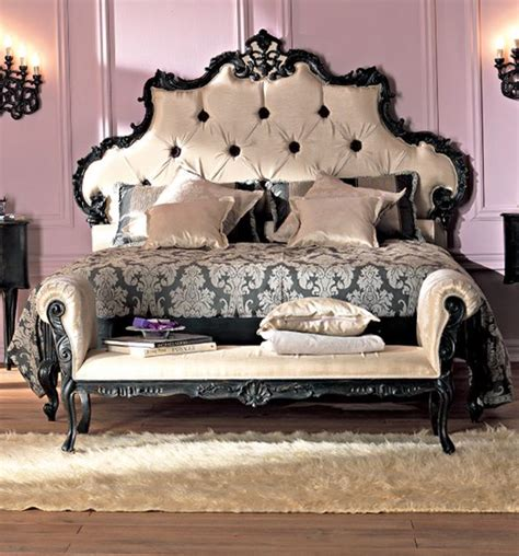 rococo bedroom furniture uk french rococo luxury bed bed room pinterest silk