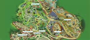 Map Of San Diego Zoo by San Diego Zoo Venues San Diego Zoo Amp Safari Park Events
