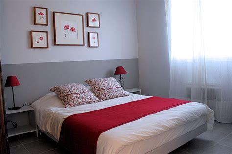 chambre et tables d h es d 233 co chambre adulte blanc