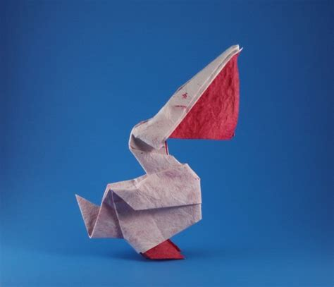 Origami Pelican - pelican patricio kunz tomic gilad s origami page