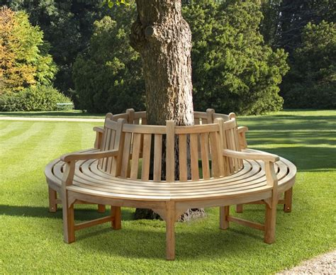 bench around tree tree benches outdoor exle pixelmari com