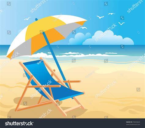 Chair Silhouette Beach Chair Sunset Silhouette 75768 Notefolio