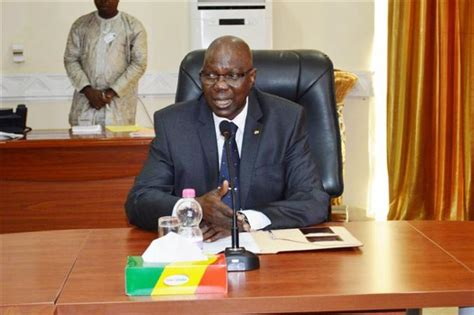 Cabinet 1er Ministre by Liste Des Membres Du Nouveau Gouvernement De Modibo Keita