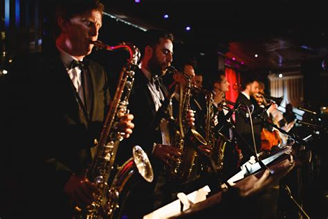 best swing singers mini big band swing band wedding band function band