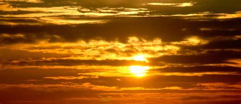 warm orange warm orange sunset sky and clouds pattern pictures