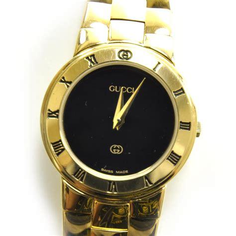 gucci 3300l gold 23496