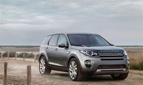new land rover discovery sport the new land rover discovery sport makes a big splash