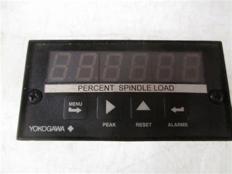 Multimeter Digital Yokogawa yokogawa digital panel meter 820 00 0 dcv4 m daves