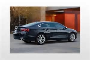 carrev 2014 chevrolet impala 2ltz review