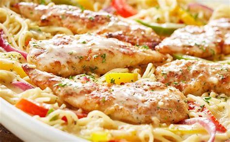 Olive Garden Adds Lower Calorie Mediterranean Dishes To Their Menus Chicken Sci Lunch Dinner Menu Olive Garden Italian Restaurant