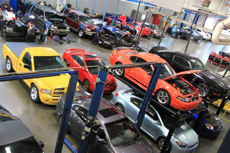 Auto Forwarding Program by Power Performance Lab At Uti Rancho Cucamonga The