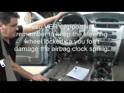 2009 ford focus ac repair part 2 youtube