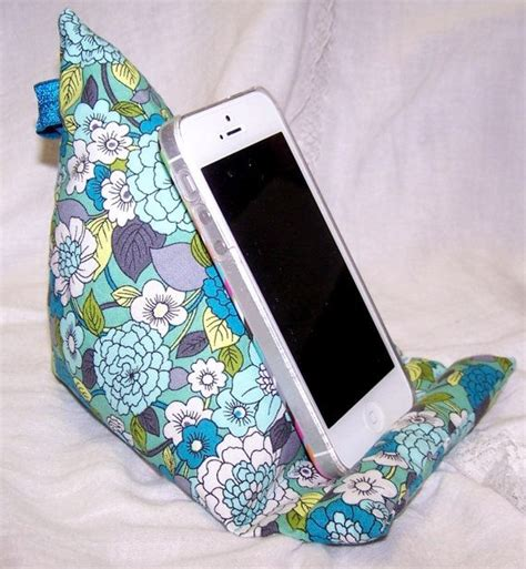pattern for tablet holder phone stand cell phone stand ipad stand dock fabric