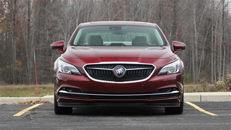 buick lacross reviews 2017 buick lacrosse review big is beautiful