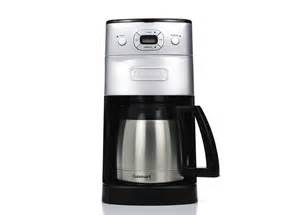 Cuisinart Coffee Maker With Grinder Cuisinart Grind Brew Dgb 650bc Coffee Maker Grinder 10 Cup