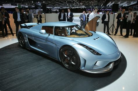 Fastest Car Koenigsegg The Top 10 Fastest Accelerating Cars In The World Autocar