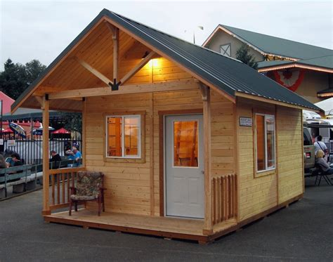 shed option tiny house design