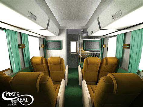 desain interior desain interior kereta gumarang tigameru integrated design