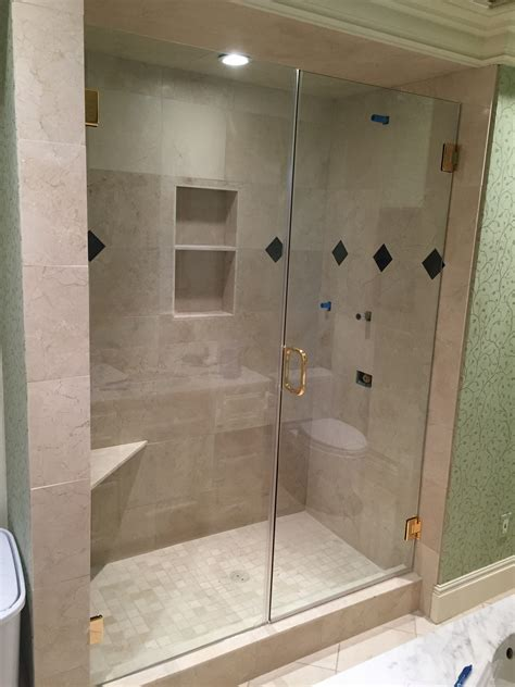 Frameless Shower Doors For Fiberglass Showers by Crboger Frameless Shower Doors For Fiberglass Showers