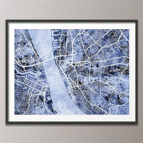 printable street map liverpool liverpool map art print by artpause notonthehighstreet com