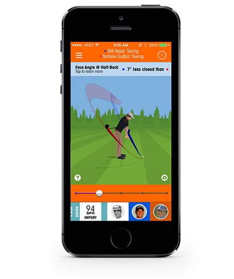 golf swing speed app android best golf swing analyzer for ios android golf gear geeks